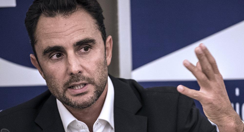Hervé Falciani, exinformático del banco HSBC