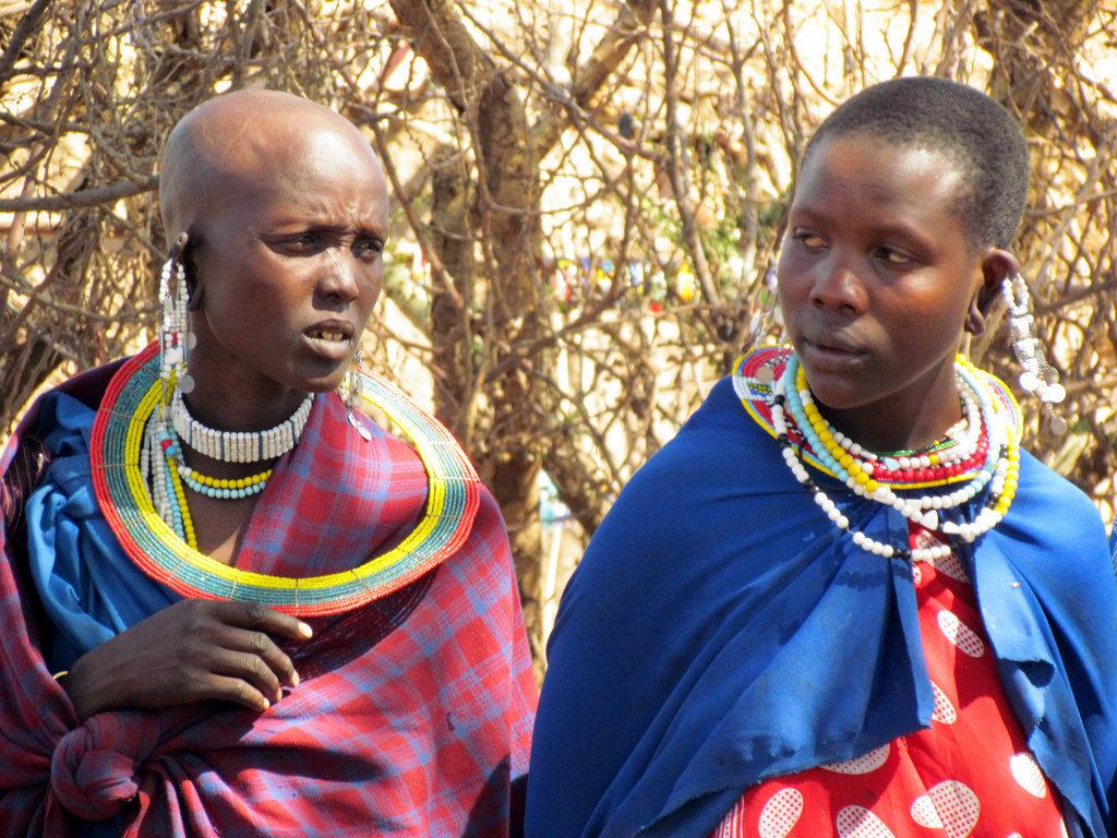 El pueblo masái