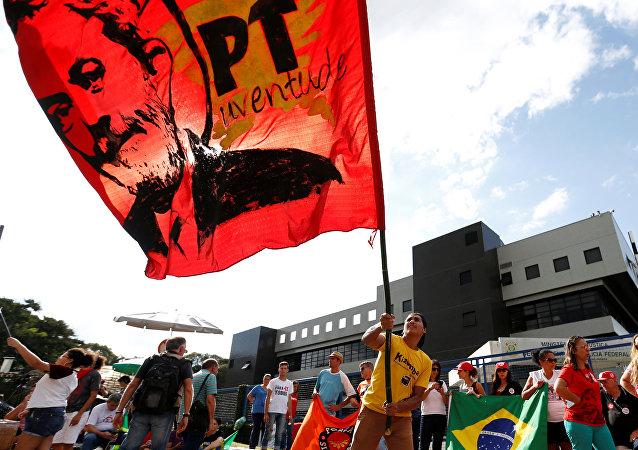 Partidarios de Lula (Archivo)