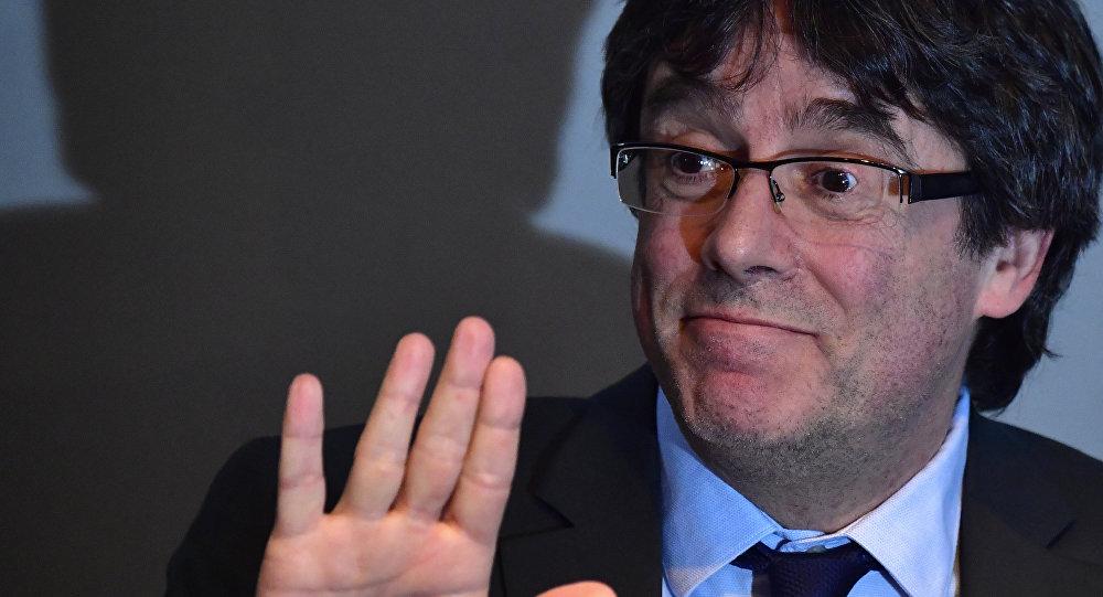 Proponen al independentista encarcelado Jordi Sánchez como presidente de Cataluña