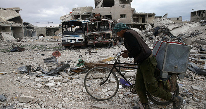 Noticias Militares de Bolivia: Solicita reunión de SC de ONU por Siria