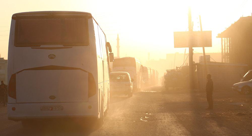 Evacuación de Duma (Archivo)