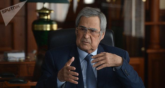 Amán Tuléev, exgobernador de Kémerovo