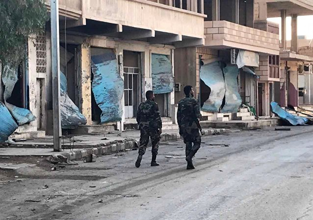 Situación en la provincia de Homs, Siria (archivo)