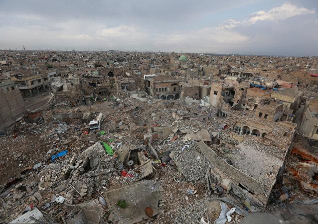 Situación en Mosul, Irak (2018)