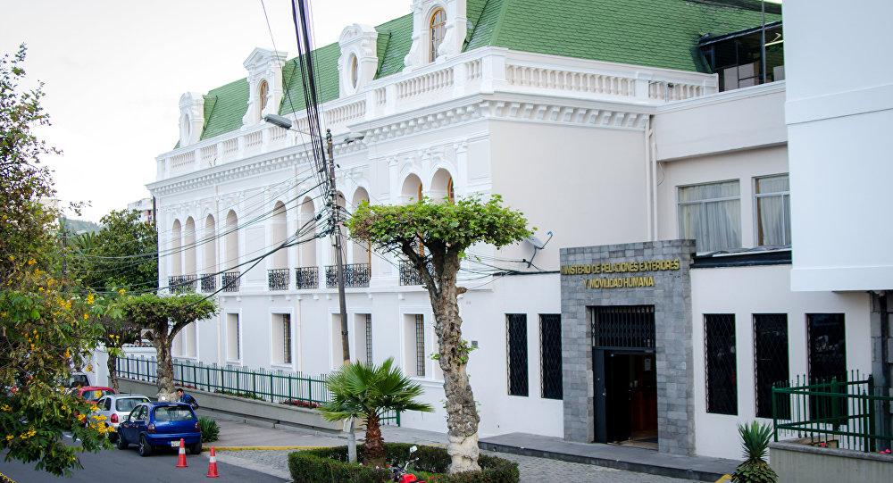 Cancillería del Ecuador