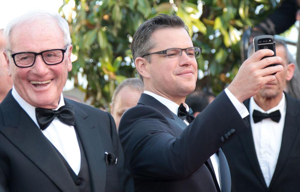 Las mejores 'selfie' del Festival de Cannes, antes de su prohibición