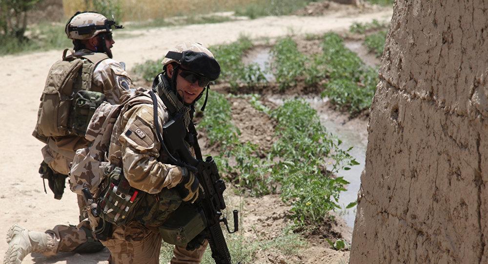 Militares checos en Afganistán (imagen referencial)