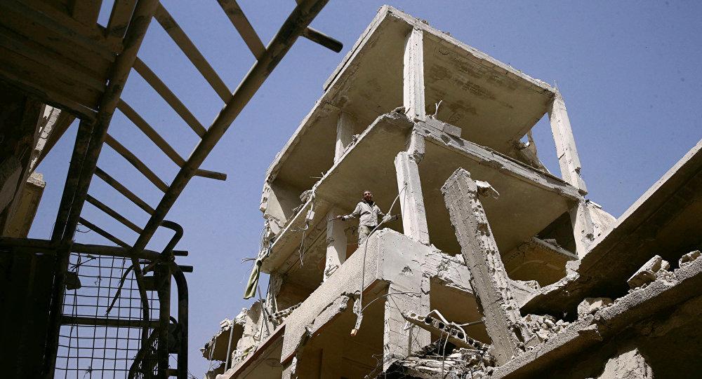 La amenaza de EEUU: ¿Qué opciones militares tiene contra Siria?