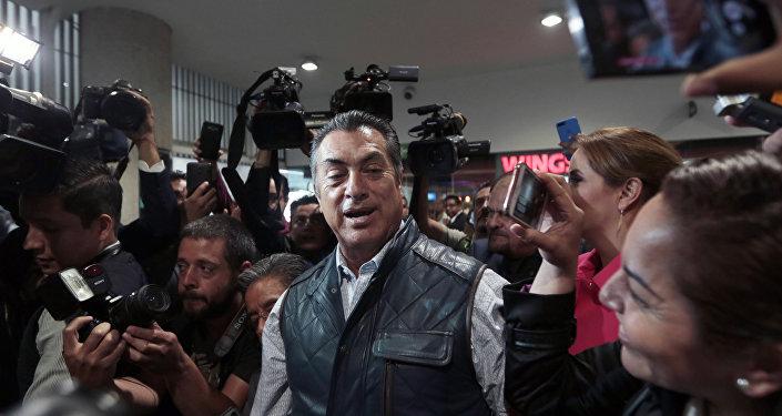 Jaime Rodríguez Calderón, candidata presidencial mexicano