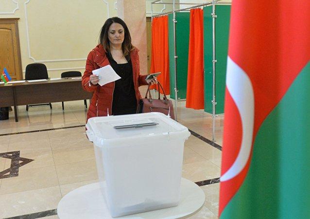 Las elecciones presidenciales anticipadas en Azerbaiyán