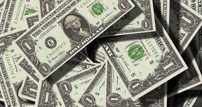 Dólares, imagen referencial