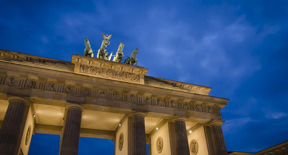Berlín, Puerta de Brandeburgo