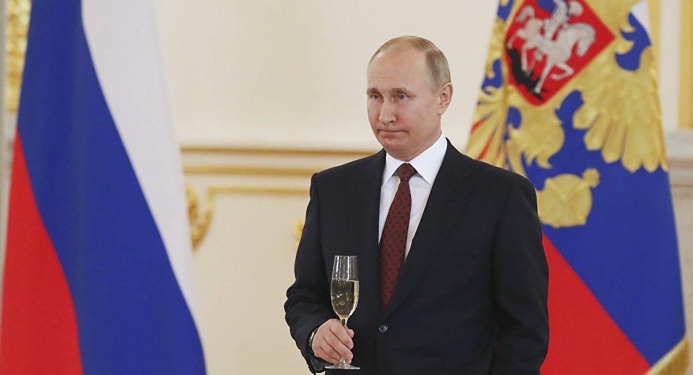 Putin tacha de 'agresión' ataques de EEUU y sus aliados en Siria