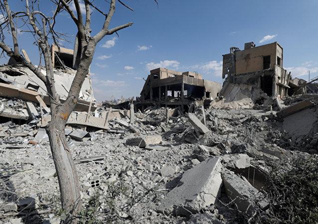 Las consecuencias del ataque de EEUU y sus aliados contra Siria