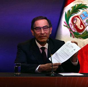Martín Vizcarra, vicepresidente de Perú