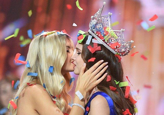 Miss Rusia 2018, Yulia Poliachíjina