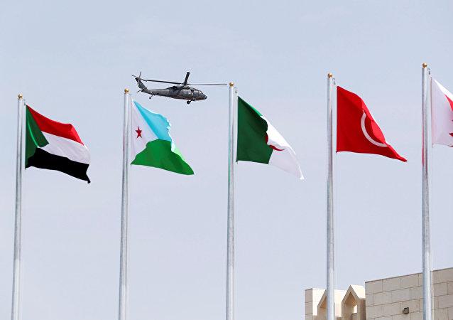 La cumbre de la Liga de los Estados Árabes