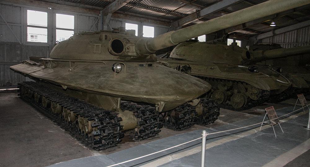 Objekt 279, tanque experimental soviético