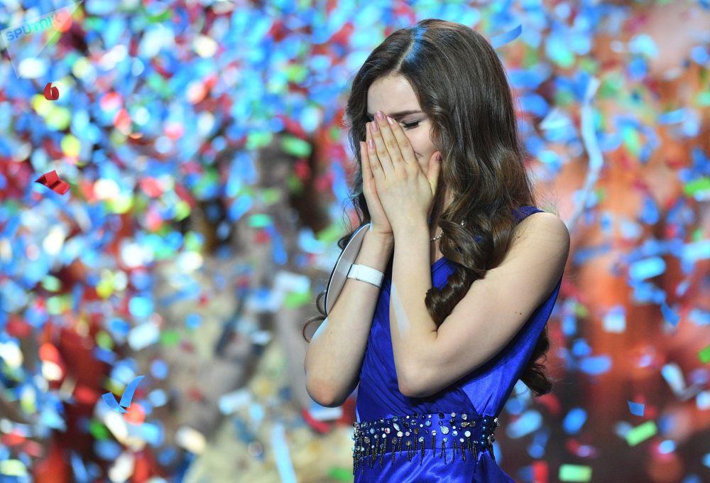 Esta son las chicas más despampanantes de Miss Rusia 2018