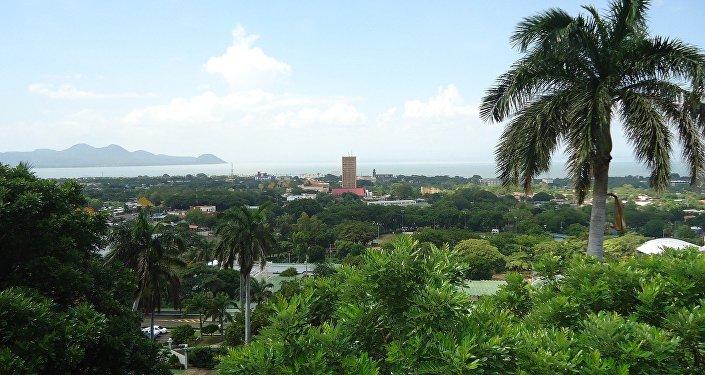 Managua, capital de Nicaragua