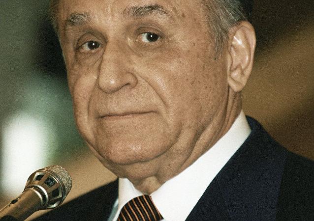Ion Iliescu, expresidente de Rumanía