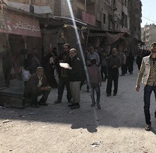 Los civiles en Guta Oriental (archivo)