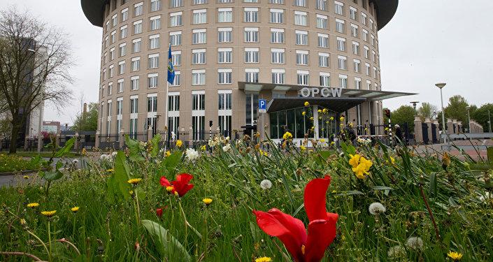 Sede de la OPAQ en La Haya