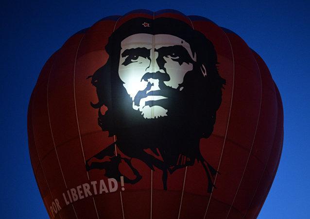 Retrato de Che Guevara