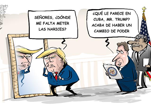 EEUU, muy preocupado por el cambio de Gobierno en Cuba