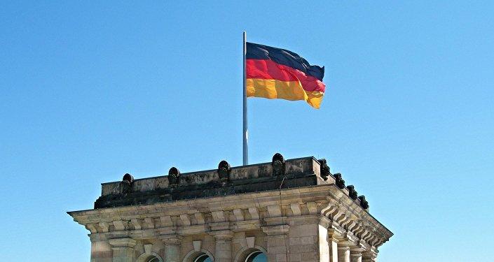 La bandera de Alemania (imagen referencial)
