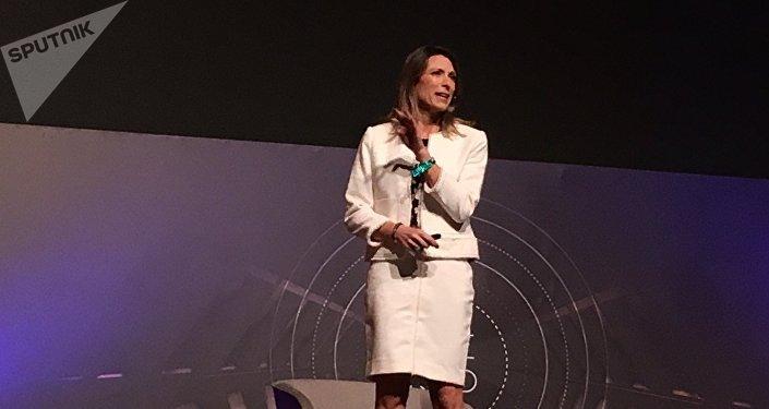 Isela Costantini, empresaria