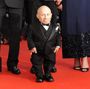 Verne Troyer, actor estadounidense