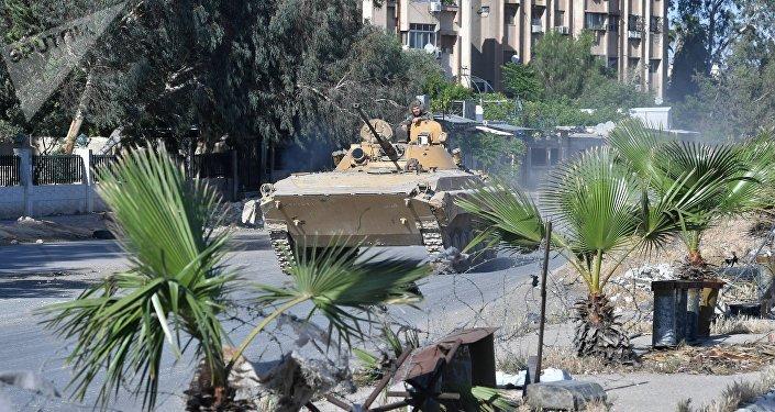 UE y ONU abogan por solución política en Siria