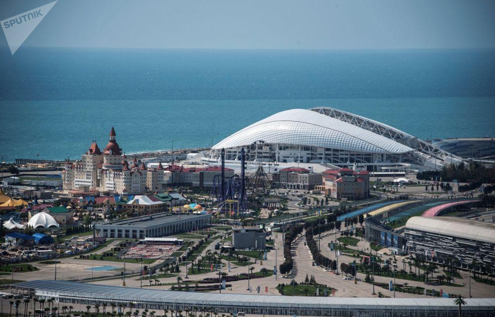 Las sedes del Mundial: Sochi