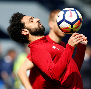 Mohamed Salah, el delantero egipcio