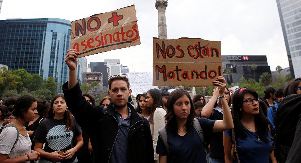 UNAM y UdeG piden dar con asesinos de estudiantes de cine