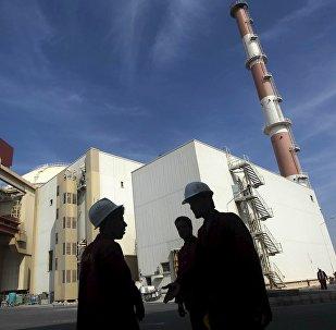 Planta de energía nuclear Bushehr