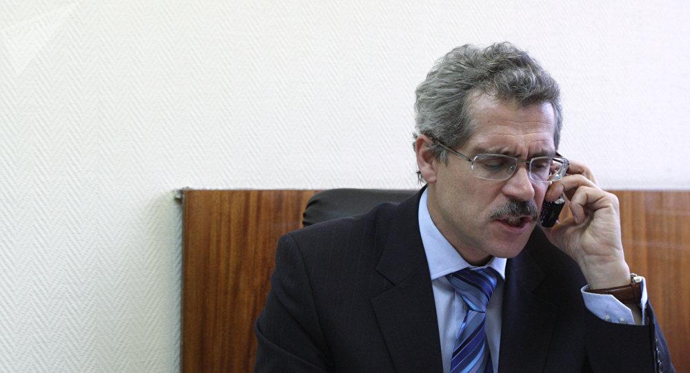 Grigori Ródchenkov, archivo