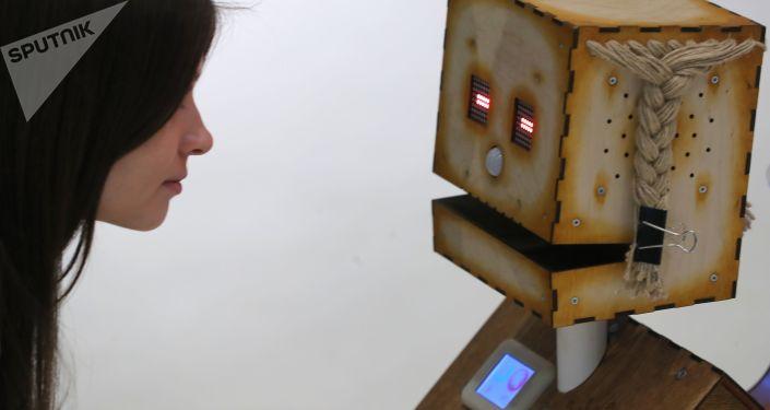 Robots, bailarinas y tanques: estas son las mejores fotos de la semana