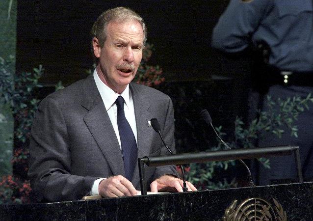 Álvaro Arzú Irigoyen, el expresidente de Guatemala