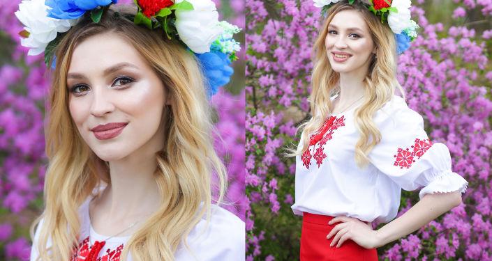Reina Primavera, las estudiantes más hermosas de Bielorrusia