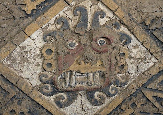 Un bajo relieve religioso de Trujillo, imagen referencial