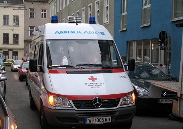 Ambulancia austriaca