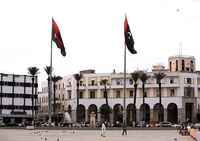 Trípoli, capital de Libia