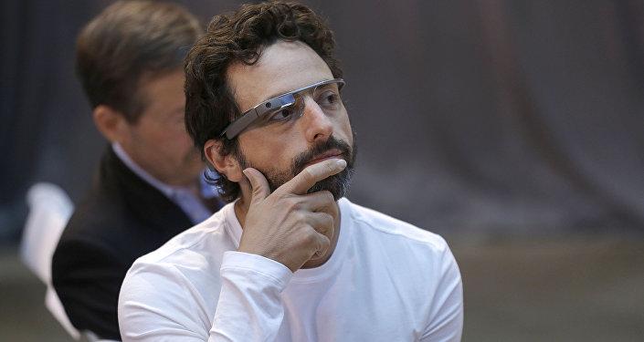 Serguéi Brin, cofundador de Google (archivo)