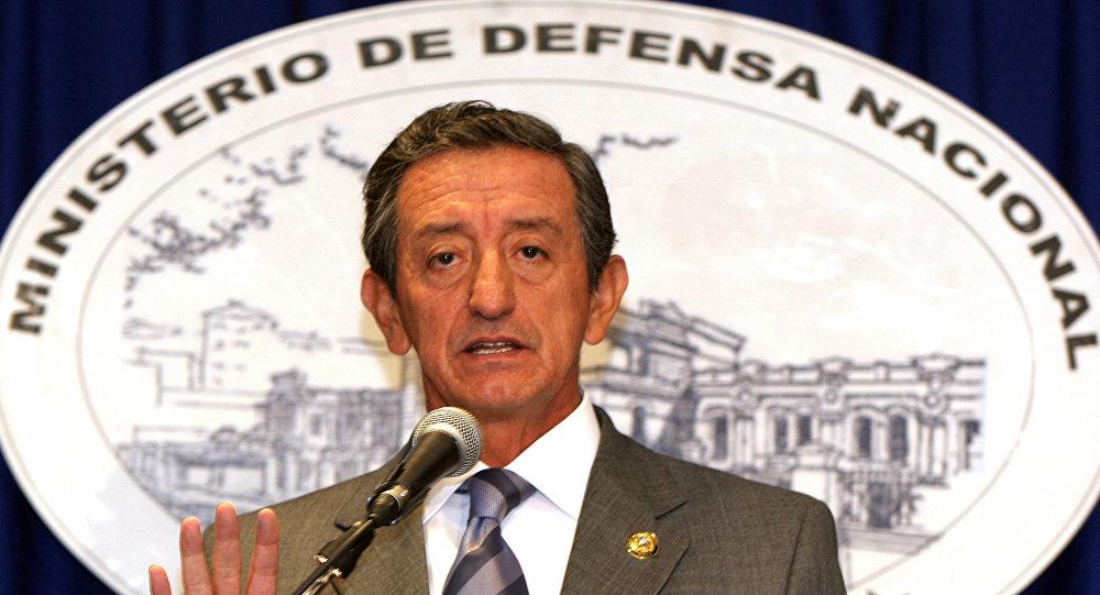Presidente Lenín Moreno se reunió con nuevos ministros del Interior y Defensa