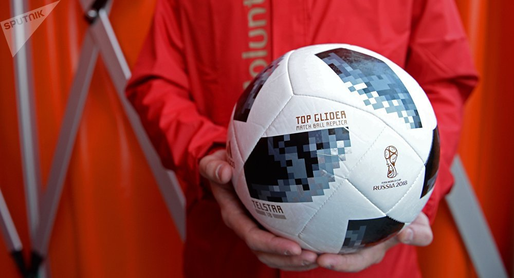 241ae18fc95b9 Así es el balón oficial de la Copa Mundial de Fútbol de Rusia 2018 (fotos