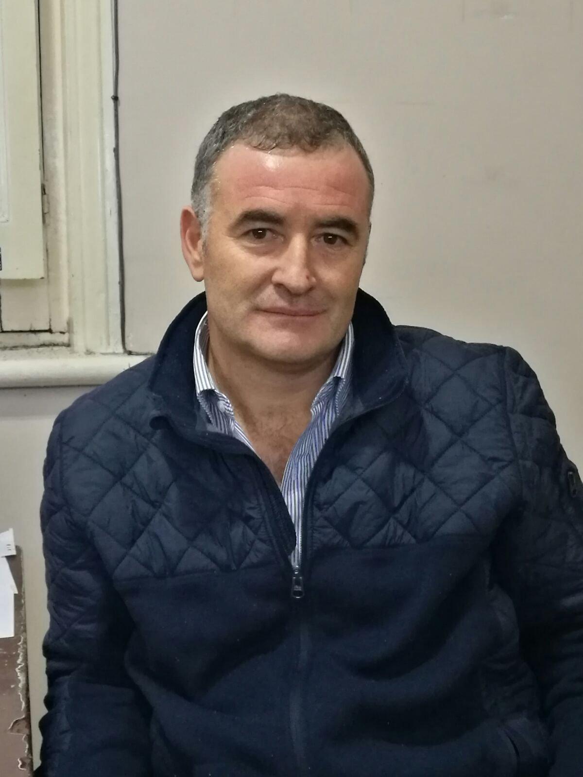 Mauro Poletti, intendente de la ciudad de Ramallo en Argentina