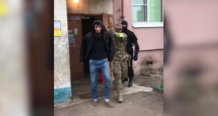 Publican un vídeo de la detención de miembros de Daesh en Yaroslavl